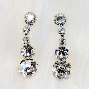 Jewelry - Stunning Crystal Drop Earring